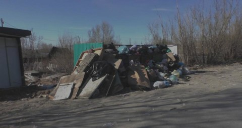 Образец заявления за несвоевременный вывоз мусора с места накопления ТКО