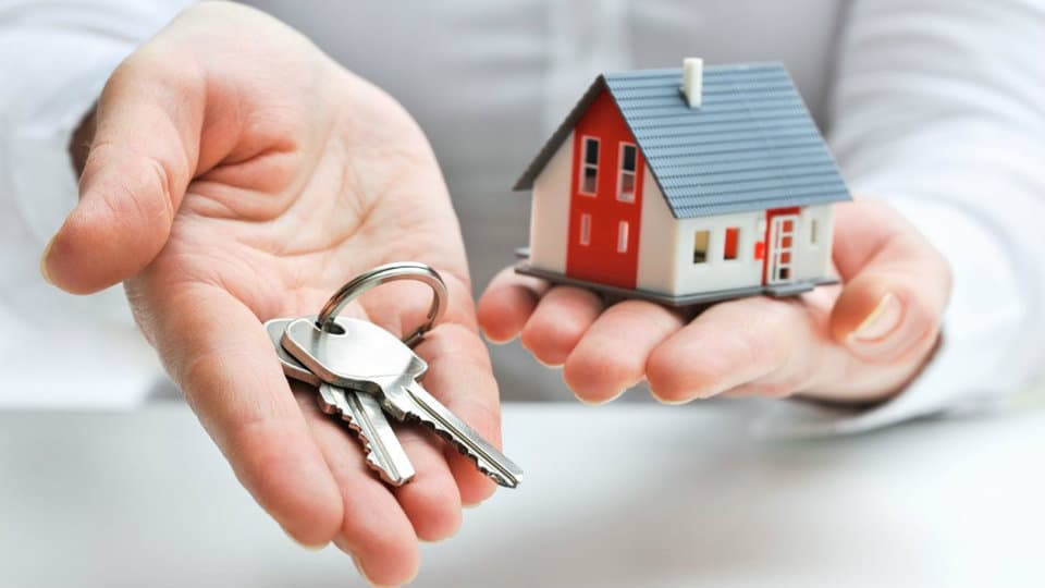 Договор купли-продажи недвижимости.