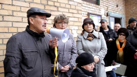 Инициаторы созыва и проведения общего собрания