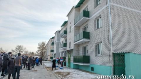 Быстровозводимые дома исключили из программы по переселению амурчан из аварийного жилья