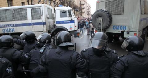 Предлагается расширить права и полномочия сотрудников полиции