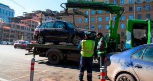 В каких случаях применяется задержание транспортного средства